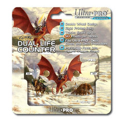 Ultra Pro Dual Life Counter - Elmore Dragon Rider