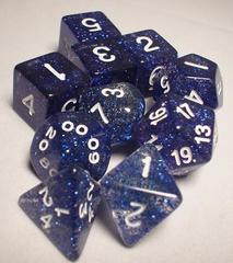 Glitter Blue 7 set