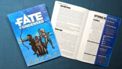 Fate: Condensed RPG (BOOK)