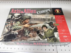 Axis & Allies Europe (lightly used)