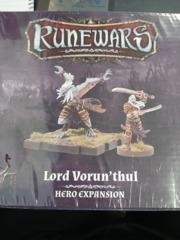 Runewars Miniatures Game: Lord Vorun'thul Expansion