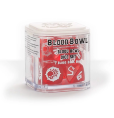 Blood Bowl Dice Set