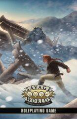 Savage Worlds Adventure Edition Core Rulebook