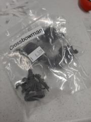Crossbowman Heavy Crossbow Ranged