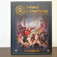 Animal Adventures: The Secrets of Gullet Cove