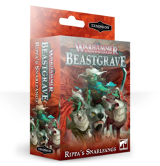 WH Beastgrave: Rippa's Snarlfangs
