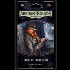 Arkham Horror LCG Point of No Return