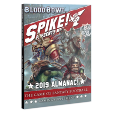 Blood Bowl Almanac 2019