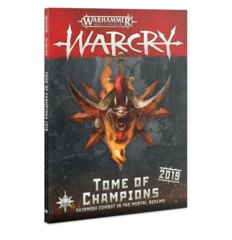 Warcry Tome of Champions 2019