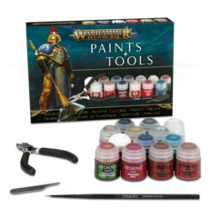 Age of Sigmar: Paint & Tools