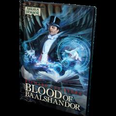 Arkham Horror Blood of Baalshandor Hardcover