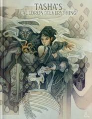 Tasha's Cauldron of Everything (Alternate Cover)