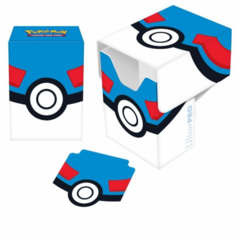 ULTRA PRO: POKEMON DECK BOX - GREAT BALL
