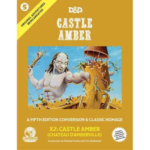 ORIGINAL ADVENTURES REINCARNATED: #5 CASTLE AMBER