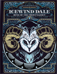 Icewind Dale: Rime of the Frostmaiden (Alternate Cover)