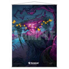Ultra Pro - Ikoria: Lair of Behemoths Wall Scroll - Indatha Triome