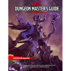 5th Edition Dungeon Master's Guide