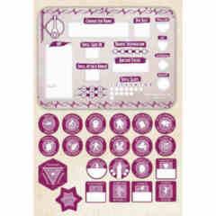 Dungeons & Dragons RPG: Bard Token Set