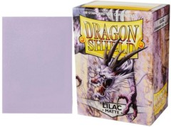 Dragon Shield Box of 100 in Lilac Matte