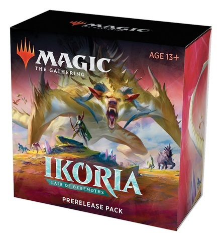 Ikoria: Lair of Behemoths Prerelease Pack