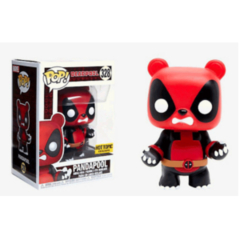 Funko POP - Pandapool   Deadpool   Hot Topic Exclusive