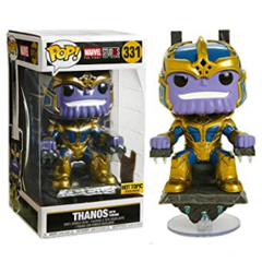 Funko POP - Thanos on Throne Hot Topic Exclusive Oversize Pop