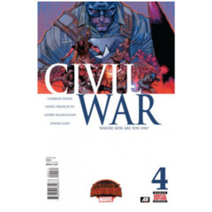 Civil War Vol 2 #4