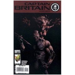 Captain Britain And MI13 #5