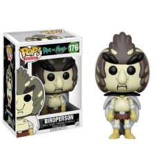 Funko POP - Rick and Morty Birdperson 176