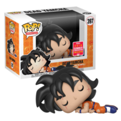 Funko POP - Dead Yamcha Dragonball Z Shared Convention Sticker