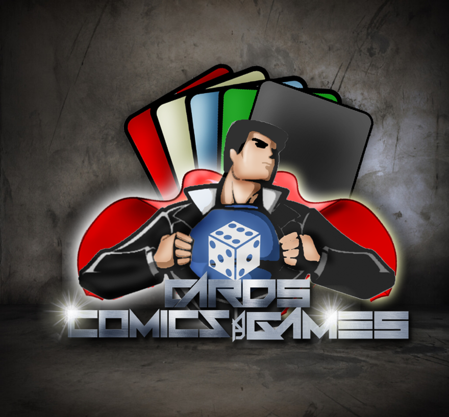 Cards Comics and Games