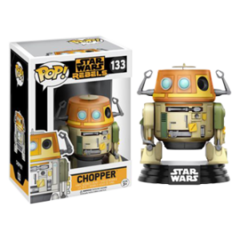 Funko POP - Rebels #133 - Chopper