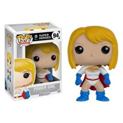 Funko POP - Heroes Series - #94 - Power Girl