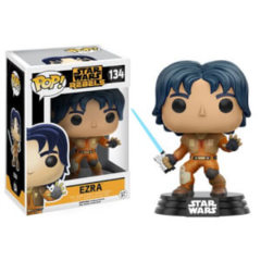 Funko POP - Rebels #134 - Ezra
