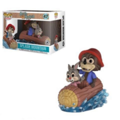 Funko POP! Rides - Disney Parks Exclusive Splash Mountain Br'er-Rabbit and Bear Pop