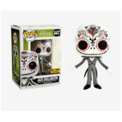 Funko POP - Jack Skellington Sugar Skull   Nightmare Before Christmas   Hot Topic Exclusive
