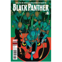 Black Panther Vol 6 #6