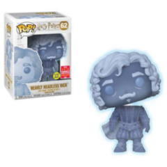 Funko POP - Nearly Headless Nick GITD Shared Convention Sticker