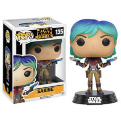 Funko POP - Rebels #135 - Sabine
