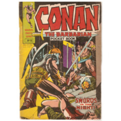 Conan The Barbarian Pocket Book #10