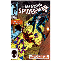 Amazing Spider-man Vol 1 #265