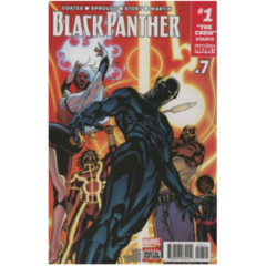 Black Panther Vol 6 #7