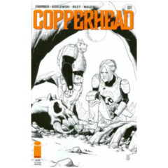 Copperhead #1 2nd Printing