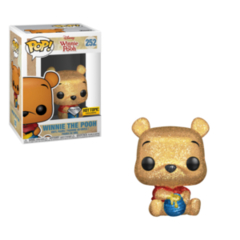 Funko POP - Winnie the Pooh Diamond Collection   Winnie the Pooh   Hot Topic Exclusive