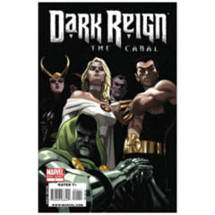 Dark Reign: The Cabal (One Shot)