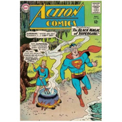Action Comics Vol 1 #324