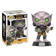 Funko POP - Rebels #137 - Zeb