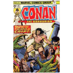 Conan The Barbarian Vol 1 #52 (pence variant)