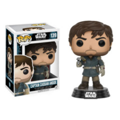 Funko POP - Rogue One #139 - Captain Cassian Andor
