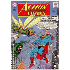Action Comics Vol 1 #326
